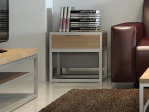 F3 Balboa end table student apartment furniture