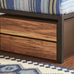 F3 Club storage chest for student housing