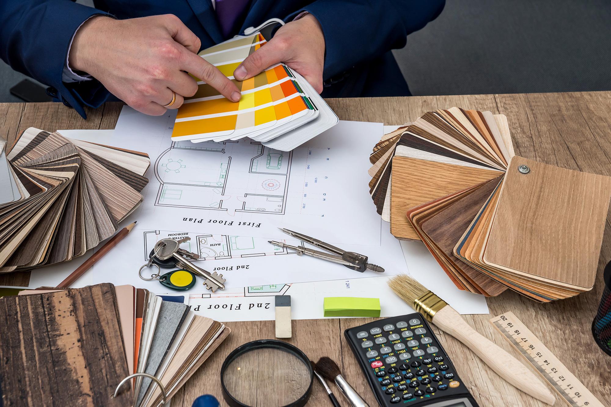 F3 can customize laminate furniture