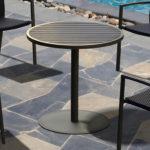 F3 Hudson outdoor table student dorm furniture