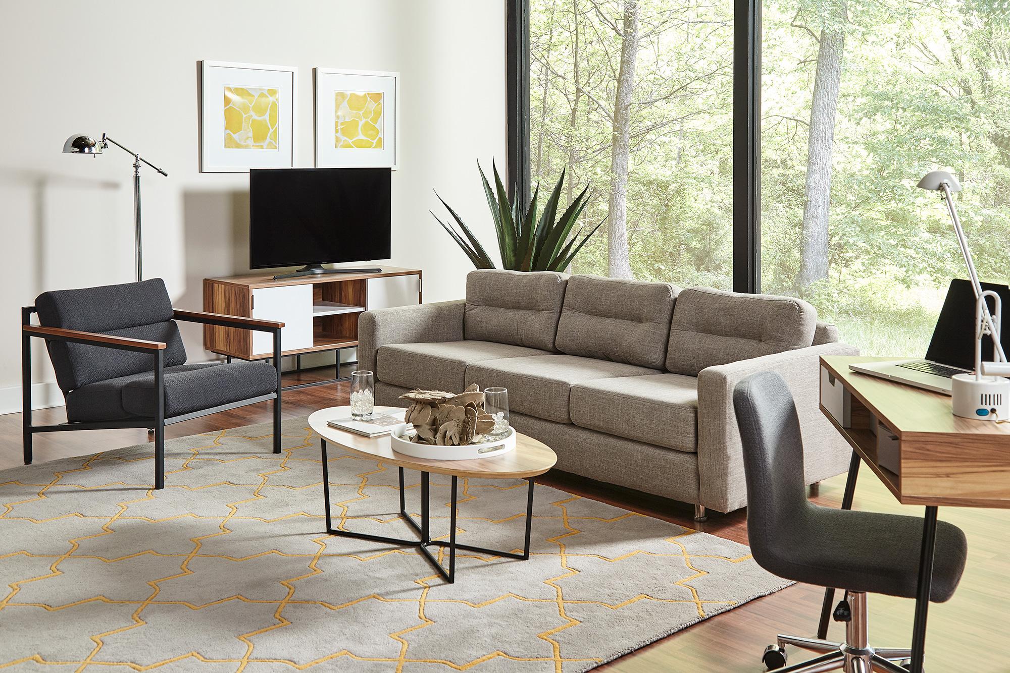 F3 Dmitri living room student housing furniture