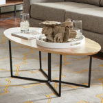 F3 Dmitri coffee table student dorm furniture