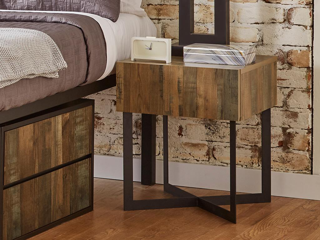 F3 NOLA nightstand for student dorm