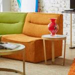 F3 Byrley modular sofa for student apartments