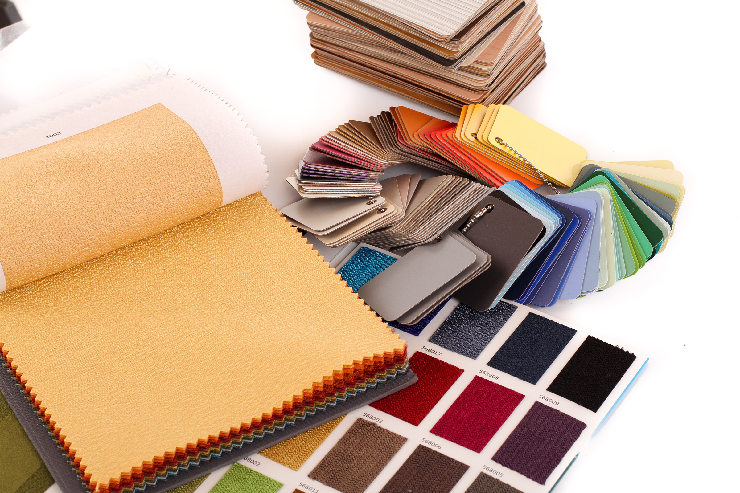 F3 can customize furniture fabric and materials